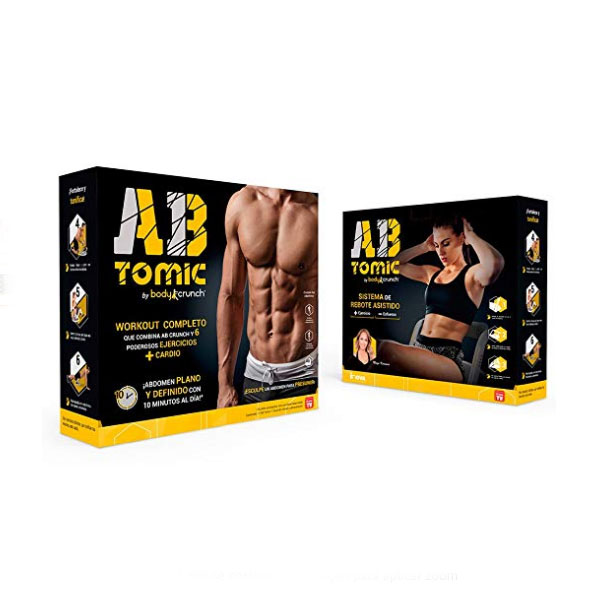 Ab Tomic Spanish Box