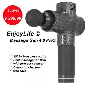 EnjoyLife Massage Gun 589